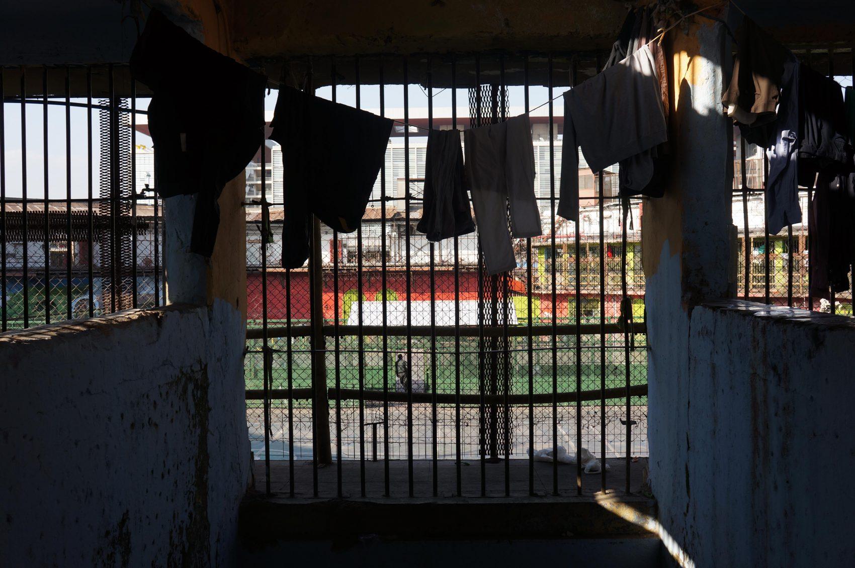 Al borde del Coronavirus: acceso desigual al agua en las cárceles chilenas
