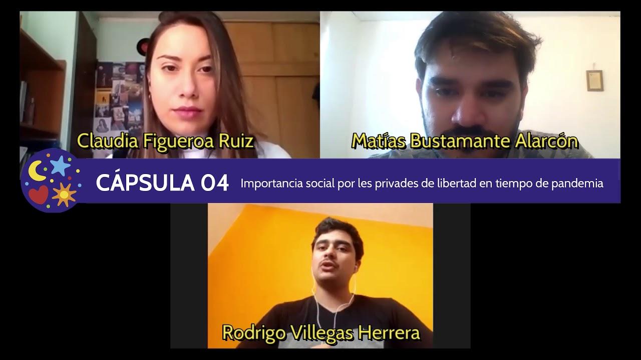 Cápsula 04: Importancia social por les privades de libertad en tiempo de pandemia
